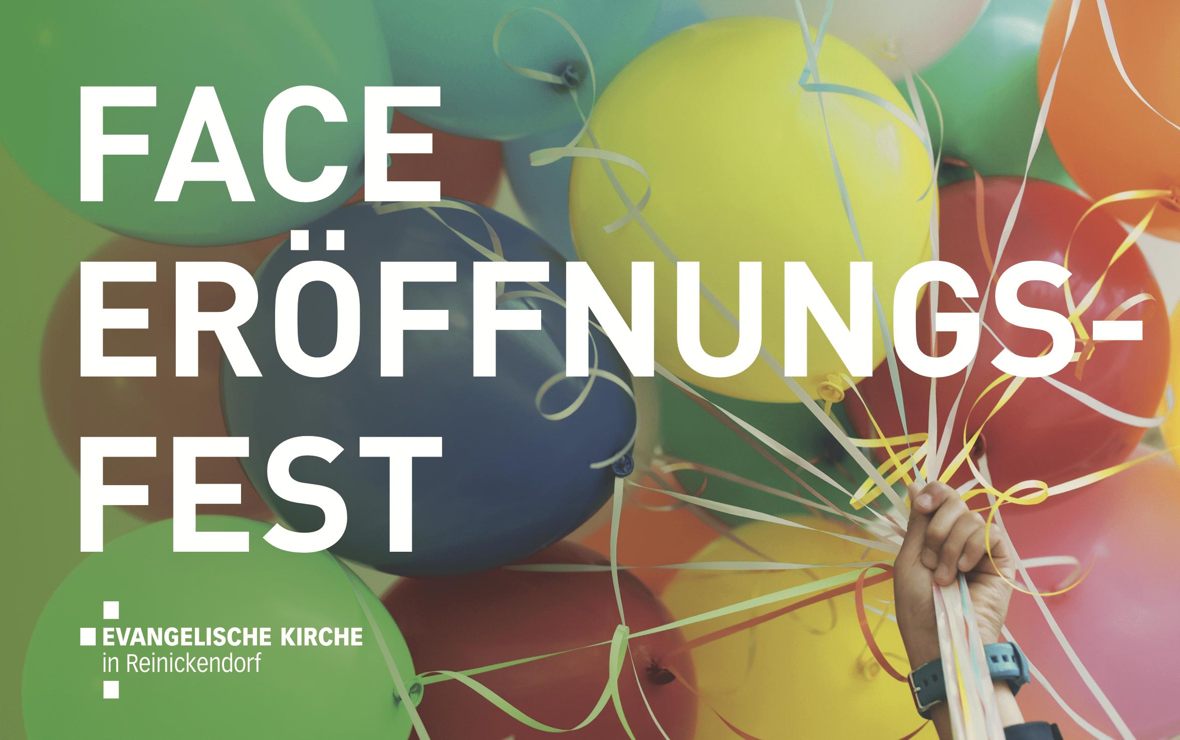 FACE Rollberge eröffnet am 11.10.18 offiziell