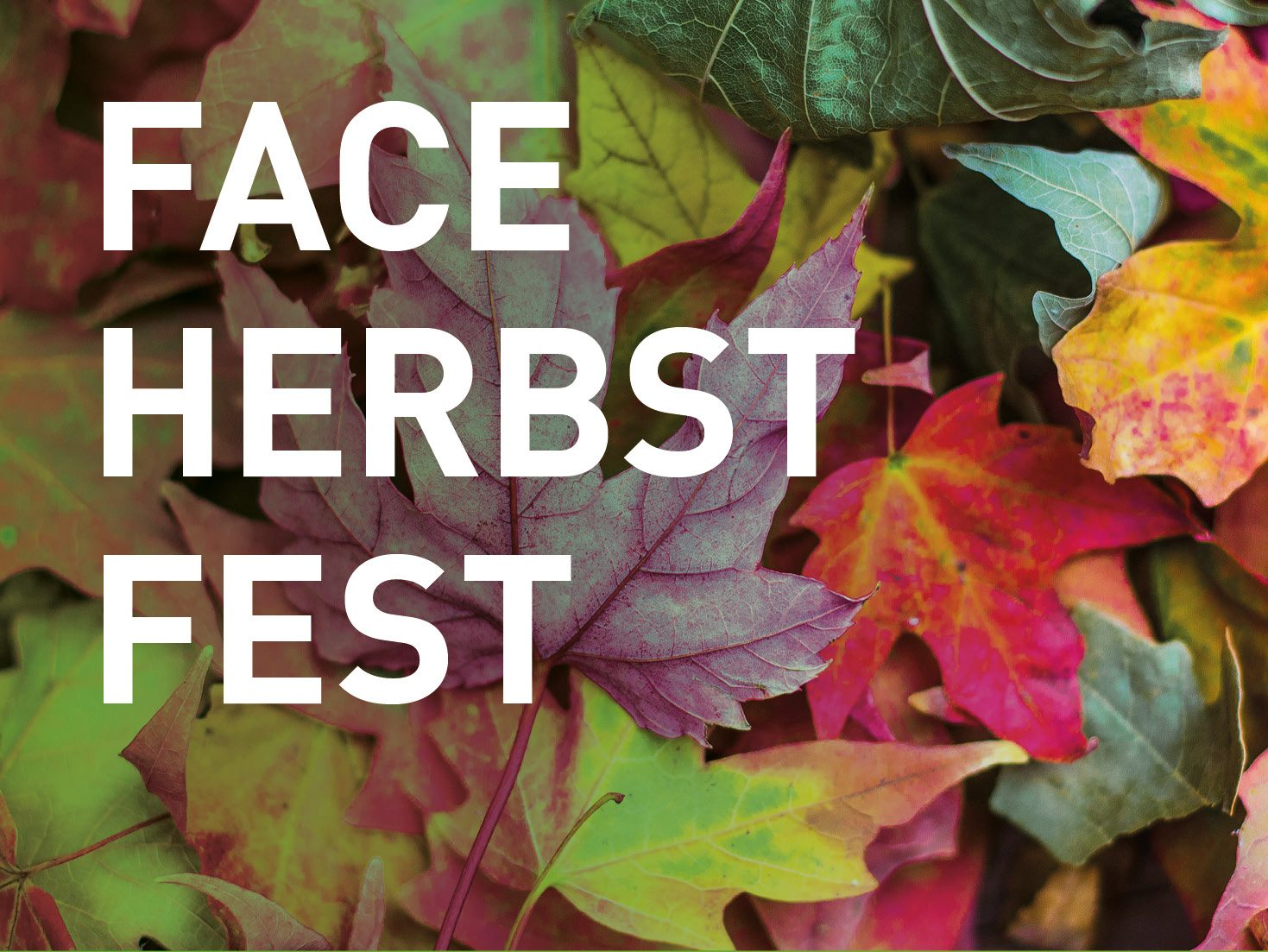 FACE Herbstfest am 13.9.19