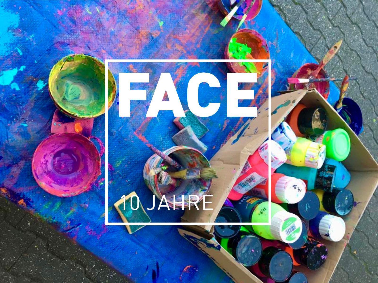 #10JahreFACE – Einblick FACE Rollberge