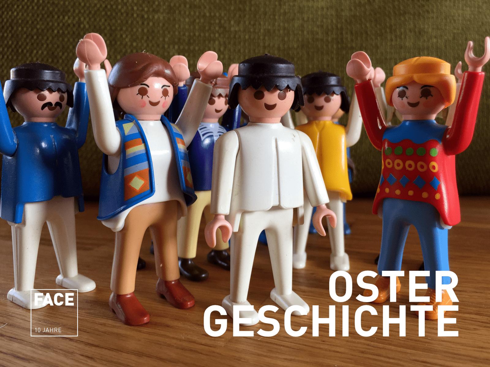 #OSTERGESCHICHTE