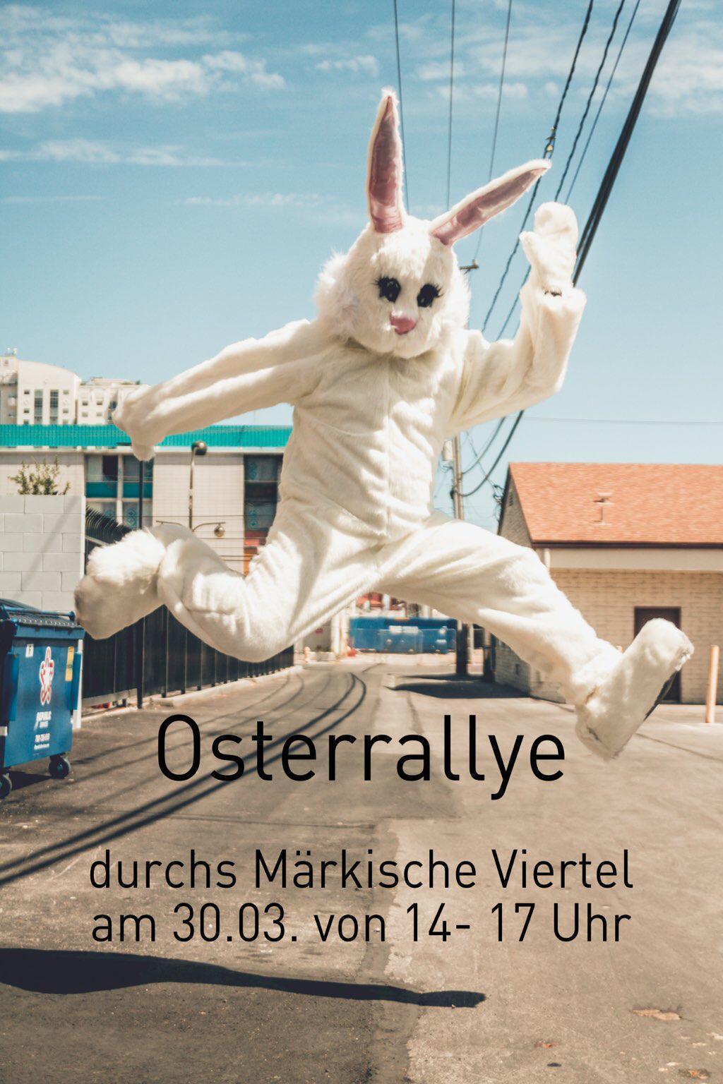 OSTERRALLYE